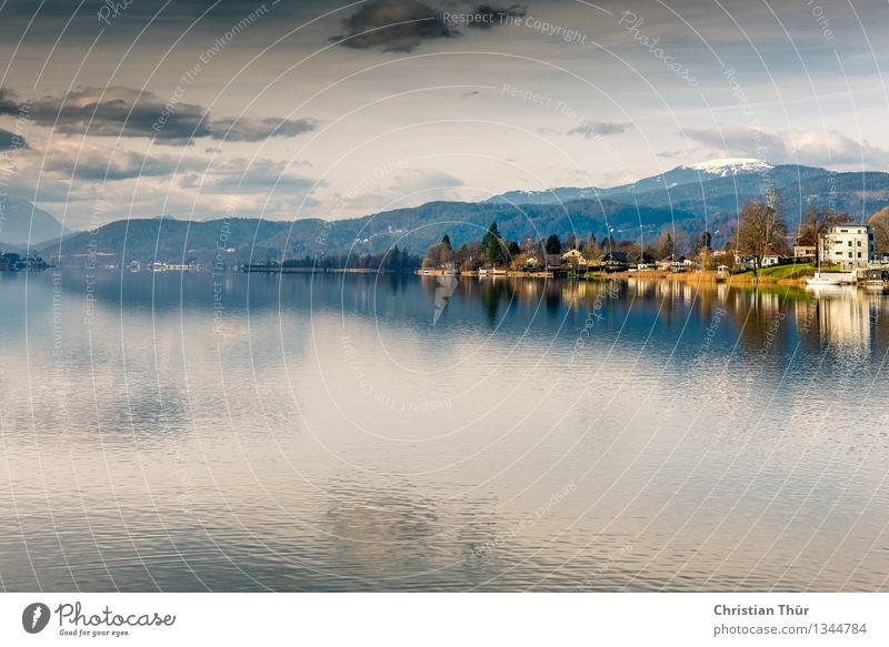 Wörthersee / Pörtschach Natur Ferien & Urlaub & Reisen Sommer Baum Erholung Landschaft Winter Berge u. Gebirge Leben Gefühle Gesundheit Glück Schwimmen & Baden