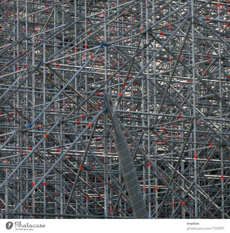 Atomium II Stahl Baugerüst Gerüst Konstruktion Strebe Symmetrie Geometrie graphisch abstrakt Hintergrundbild Irritation
