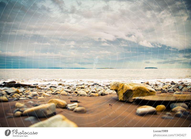 Strand Wellness harmonisch Wohlgefühl Sinnesorgane Erholung ruhig Meditation Schwimmen & Baden Ferien & Urlaub & Reisen Tourismus Ausflug Abenteuer Ferne