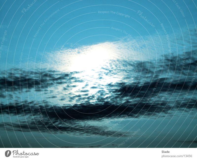 Gegenlicht Himmel Sonne Wolken Stimmung