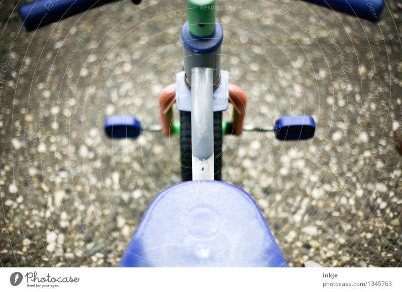 Frühstart Lifestyle Freude Freizeit & Hobby Spielen Kinderspiel Kindergarten Spielzeug Dreirad Sitz Pedal Metall Kunststoff Originalität retro Design Kindheit