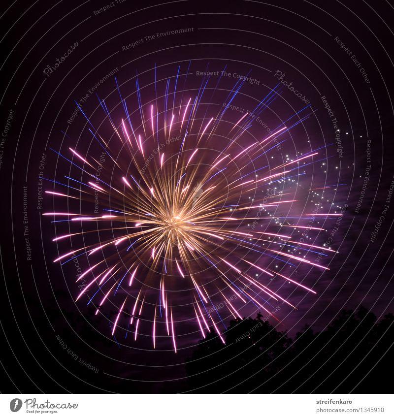 Öcher Bend blau Freude Glück Feste & Feiern Stimmung Party glänzend Zufriedenheit Fröhlichkeit ästhetisch Beginn fantastisch Lebensfreude Wandel & Veränderung