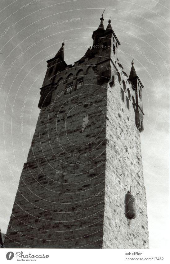 Turm alt Mauer Gebäude Architektur Turm