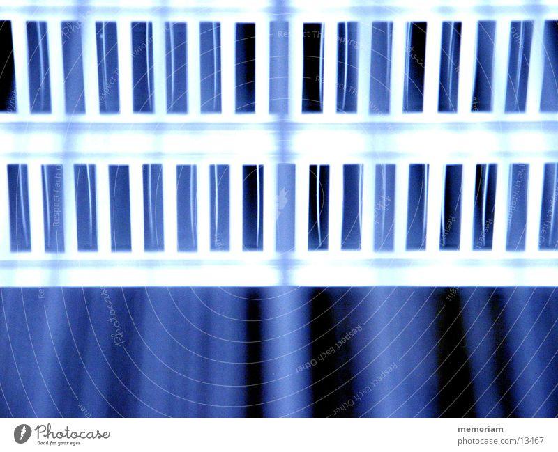 blaues_klima blau Wärme Technik & Technologie Heizkörper