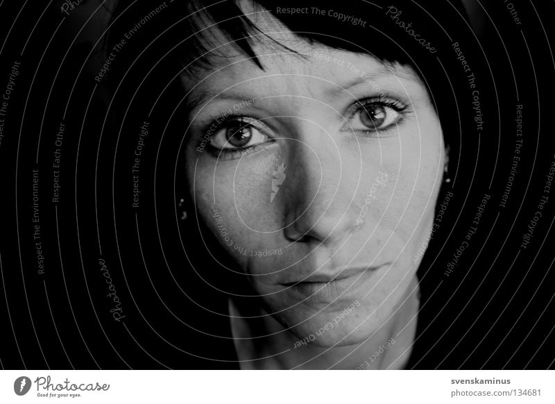 svenska Frau Gesicht Auge Traurigkeit Denken Mund Nase Trauer Verzweiflung