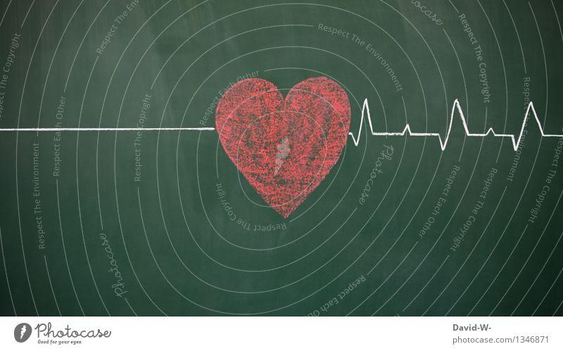 Die Hoffnung stirbt zuletzt Mensch Erholung Leben Gefühle Gesundheit Tod Religion & Glaube außergewöhnlich Kunst Gesundheitswesen Linie Kraft Herz Lebensfreude