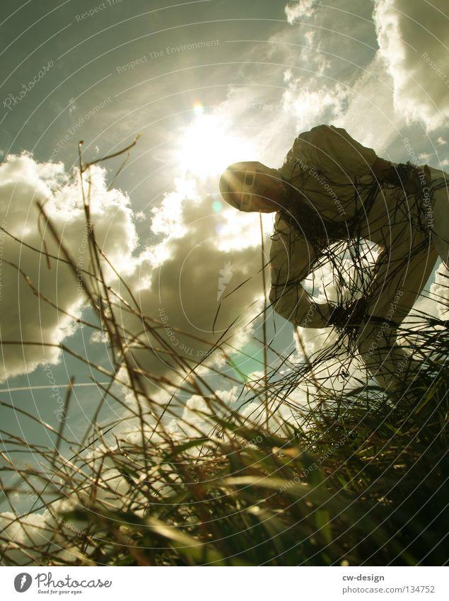 TAPE 3000 - SCHRÄGE MUSIK Musikkassette Kerl Mann Jugendliche maskulin Unsinn Wolken Seil Luft Schnur urinieren Haare & Frisuren Wissenschaften Konzert trashig