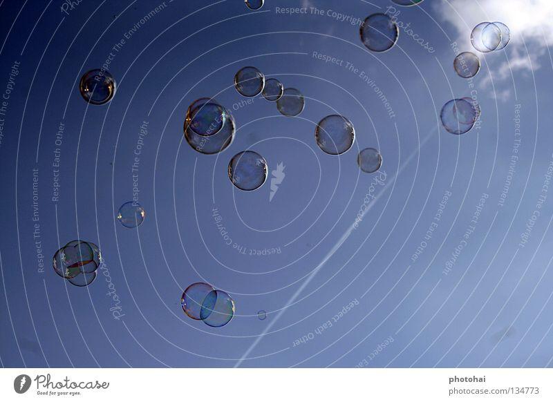 3. Experiment Seifenblase(n) 1 Freude Kugel Teile u. Stücke blasen