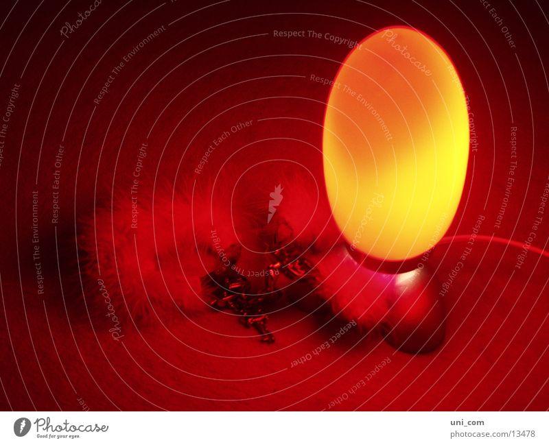 """""""Fjorton""""-Fesselspiele Lampe Licht rot Handschellen Schlüssel Ikea Fuß rosa Plüsch"""