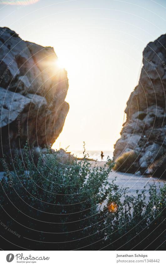 Îles de Marseille V Natur Ferien & Urlaub & Reisen Sommer Landschaft ruhig Freude Strand Berge u. Gebirge Reisefotografie Umwelt Wärme Gefühle Küste Stimmung