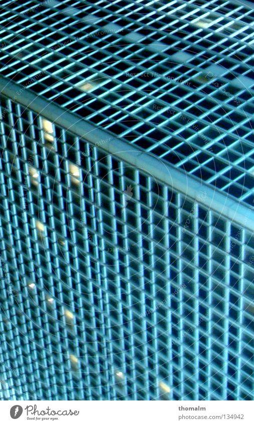 Alexander´s Hotel Matrix Architektur Moderne Architektur modern Symmetrie Geometrie Rechteck Muster Raster Anschnitt Detailaufnahme Bildausschnitt