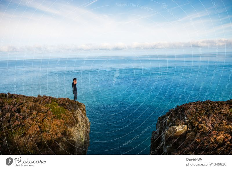 --------Ende im Gelände-------- Leben harmonisch Ferien & Urlaub & Reisen Tourismus Ausflug Abenteuer Ferne Sommer Sommerurlaub Sonne Meer wandern Mensch