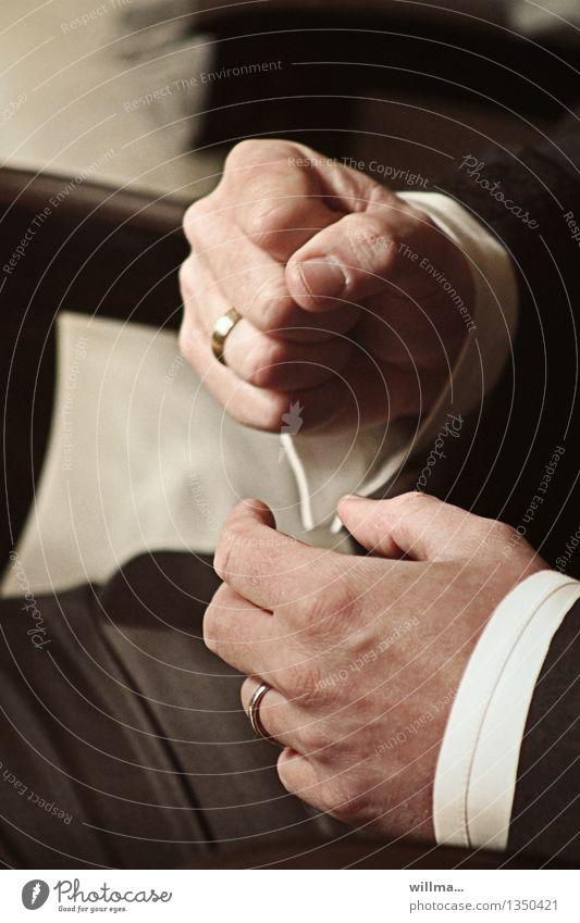 trau dich I Hand Gefühle elegant Erfolg Macht Hoffnung Hochzeit Wunsch Glaube Mut Vorfreude Erwartung Optimismus Willensstärke Prüfung & Examen