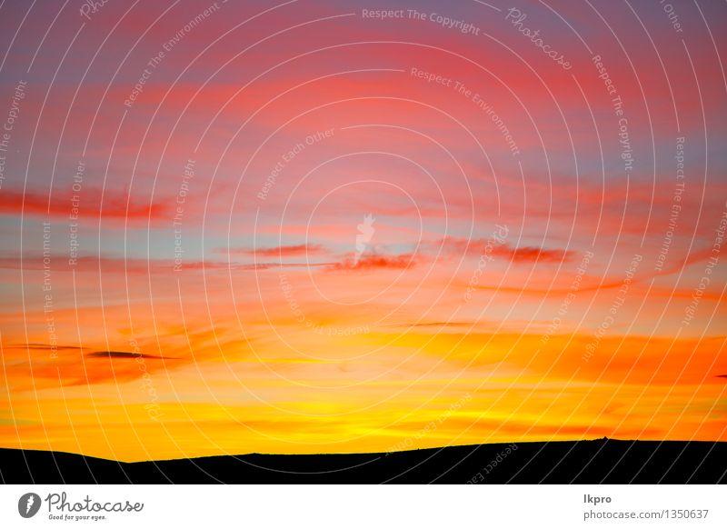 weiche Wolken und abstrakter Hintergrund Himmel Natur Himmel (Jenseits) schön Farbe Sonne rot Umwelt natürlich Freiheit hell Wetter Luft Dekoration & Verzierung