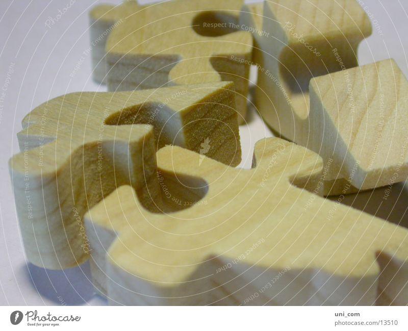 puzzelig Puzzle Holz Spielzeug Freizeit & Hobby puzzeln knobeln Teile u. Stücke
