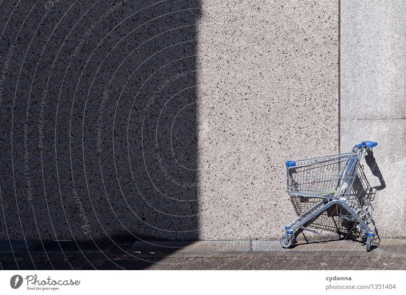 Habenseite Einsamkeit Leben Lifestyle leer Beginn Armut kaufen Idee Vergänglichkeit planen Hilfsbereitschaft Ende Beratung Konflikt & Streit Reichtum