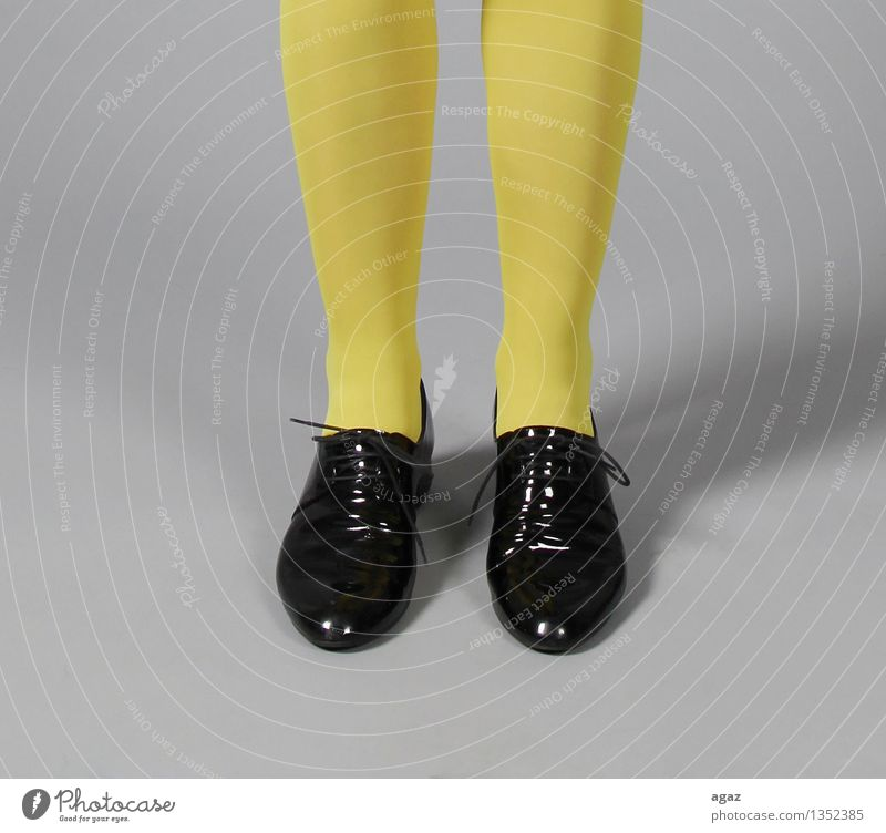 Schwarze Lackschuhe elegant Frau Erwachsene Wasserfahrzeug Mode Bekleidung Schuhe sparen stehen verkaufen warten ästhetisch glänzend Billig heiß trendy