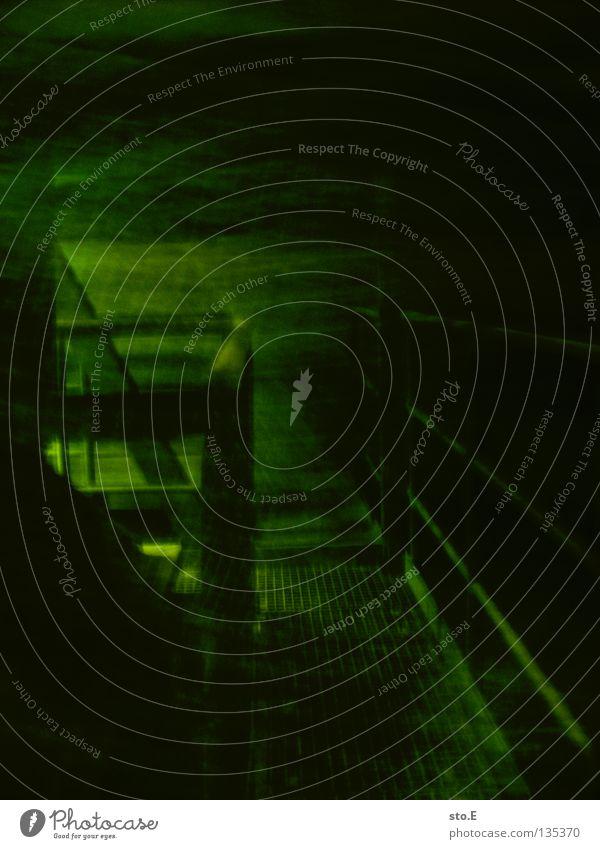 biohazard gefährlich Radioaktivität Stimmung grün Gitter Produktion Seele Osten Industrie Farbe Bioprodukte Biologische Landwirtschaft biologisch gefährlich