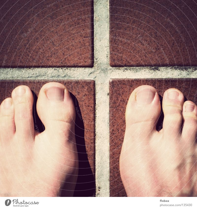 Mutation! Mensch Mann schön Freude Fuß Haut maskulin 3 Wandel & Veränderung lang obskur Reihe Ekel Zehen fließen Nagel