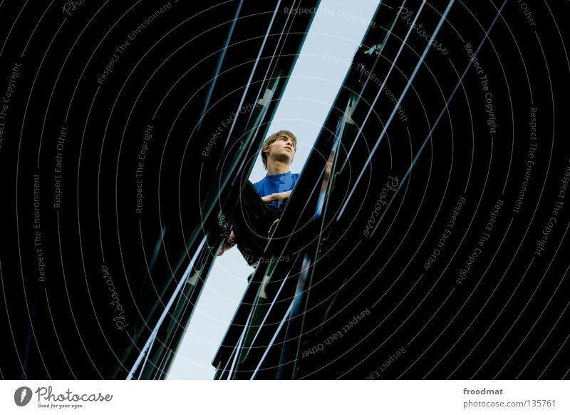 spalt Le Parkour Schweiz Körperbeherrschung Mut Risiko gekonnt lässig wirtschaftlich geschmeidig Stunt Stuntman geschmackvoll gewagt Ausgelassenheit