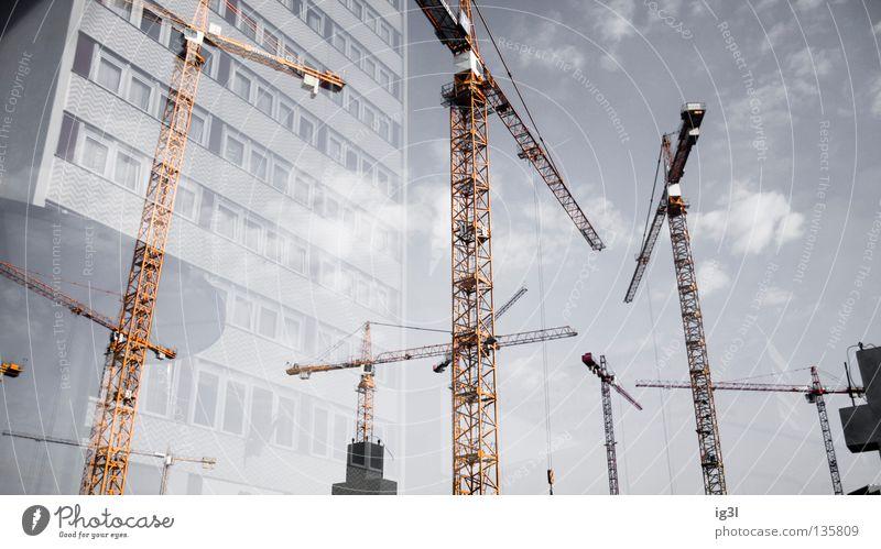 global_update2.1::citykit premium OVP **NEU!!!** Stadt Haus Architektur Arbeit & Erwerbstätigkeit Zusammensein Fassade Design Entwicklung Beginn 3 Vergänglichkeit Turm Pause Baustelle Unendlichkeit Kontakt