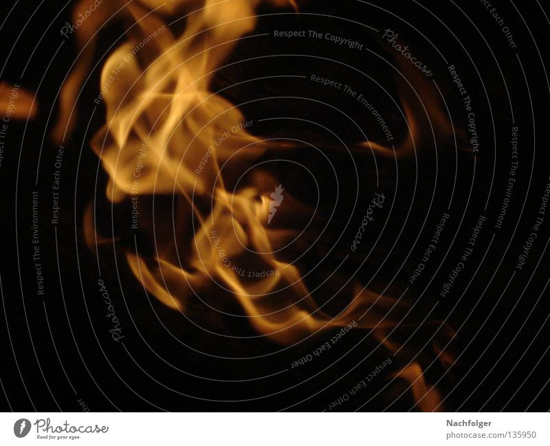 Flames Brand brennen Physik heiß Feuer Flamme flames burn Wärme
