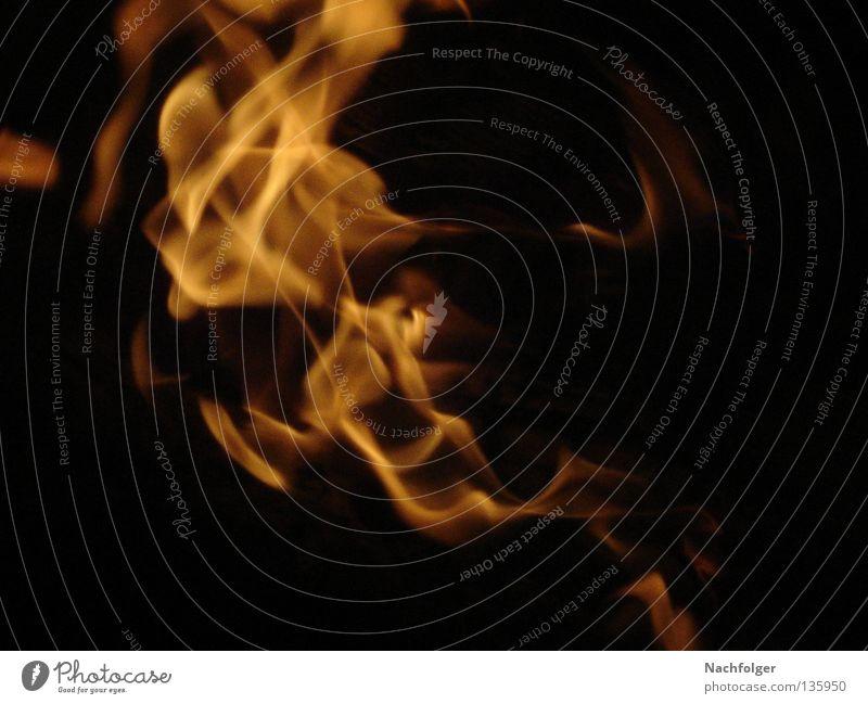 Flames Wärme Brand Feuer Physik heiß brennen Flamme