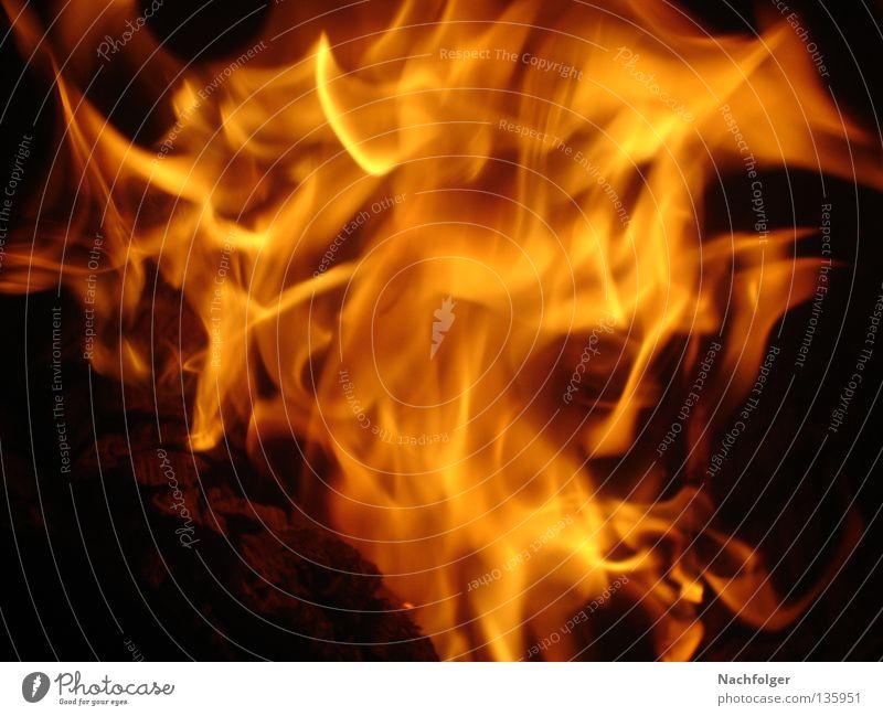 toohottohandle Wärme Brand Feuer Physik heiß brennen