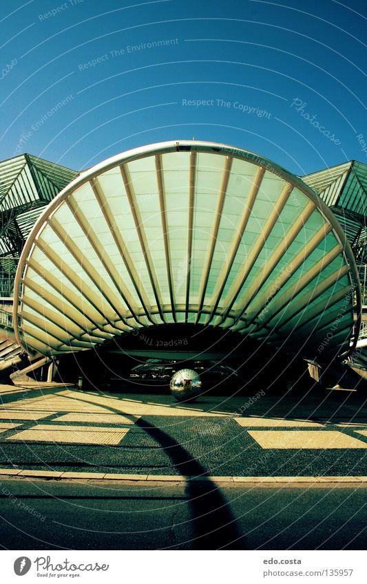 Lisbon#2 Europa Station Bahnhof Ausstellung Portugal Lissabon Weltausstellung