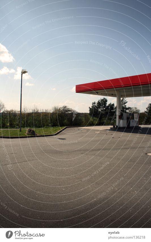 Zapfenfrei geblasen...äh...blasenfrei gezapft Tankstelle Autobahn Bundesstraße Landstraße Verkehr Fahrzeug tanken Pause Rastplatz Benzin Sprit Diesel Biodiesel