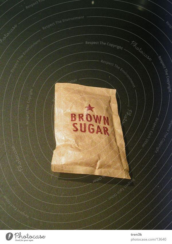 Brown Sugar braun Café obskur Zucker Salz