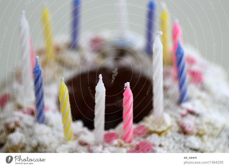 Happy Birthday Kind Jugendliche Farbe weiß Leben Gefühle Senior Feste & Feiern Lifestyle hell rosa frisch Dekoration & Verzierung modern 13-18 Jahre Geburtstag
