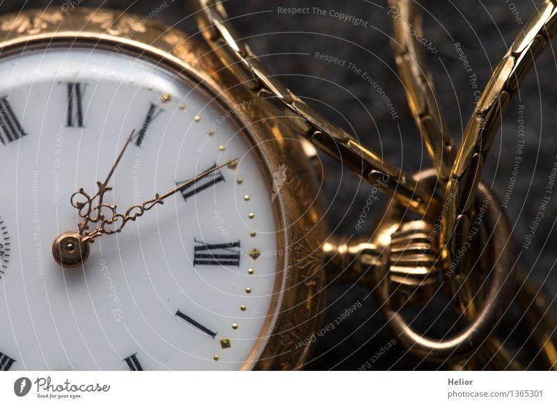 Pocket Watch 3 weiß schwarz gelb Hintergrundbild klein grau Zeit Metall Uhr gold Glas Gold Vergänglichkeit Zifferblatt Ziffern & Zahlen Handwerk