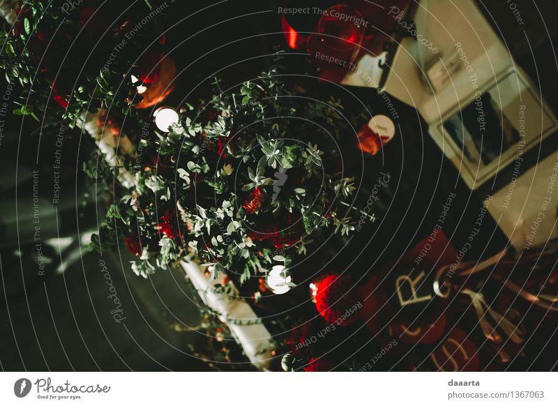 Tabelleneinstellung 9 Lifestyle elegant Stil Design Freude Leben harmonisch Sinnesorgane Erholung Wohnung Traumhaus Innenarchitektur Dekoration & Verzierung