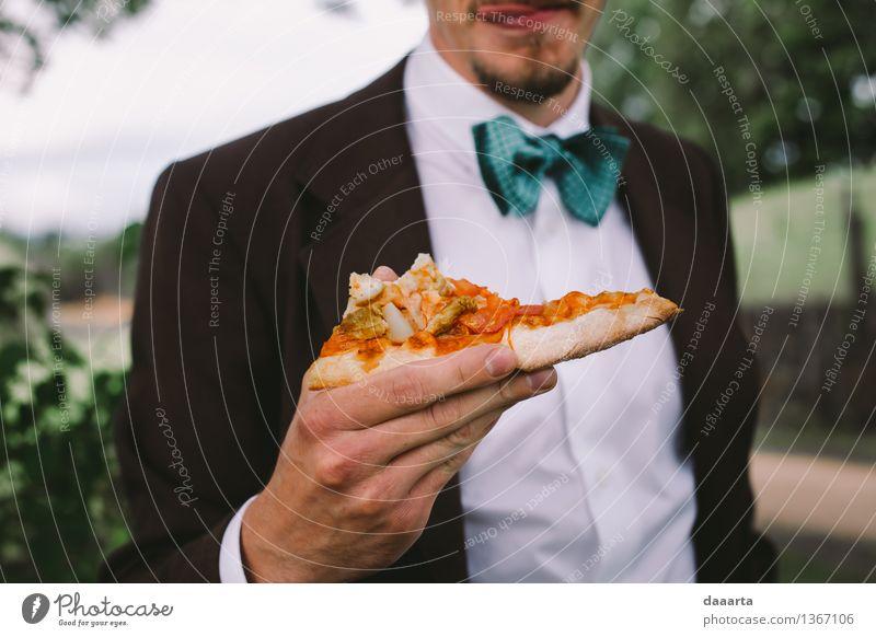Party Pizza Lebensmittel Teigwaren Backwaren Brot Ernährung Essen Mittagessen Lifestyle elegant Stil Freude harmonisch Erholung Freizeit & Hobby Spielen Ausflug