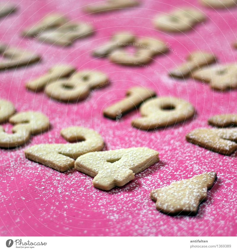 Noch 41 Tage Lebensmittel Teigwaren Backwaren Keks Plätzchen Plätzchen ausstechen Ernährung Essen Kaffeetrinken Freizeit & Hobby Baum Zeichen Ziffern & Zahlen