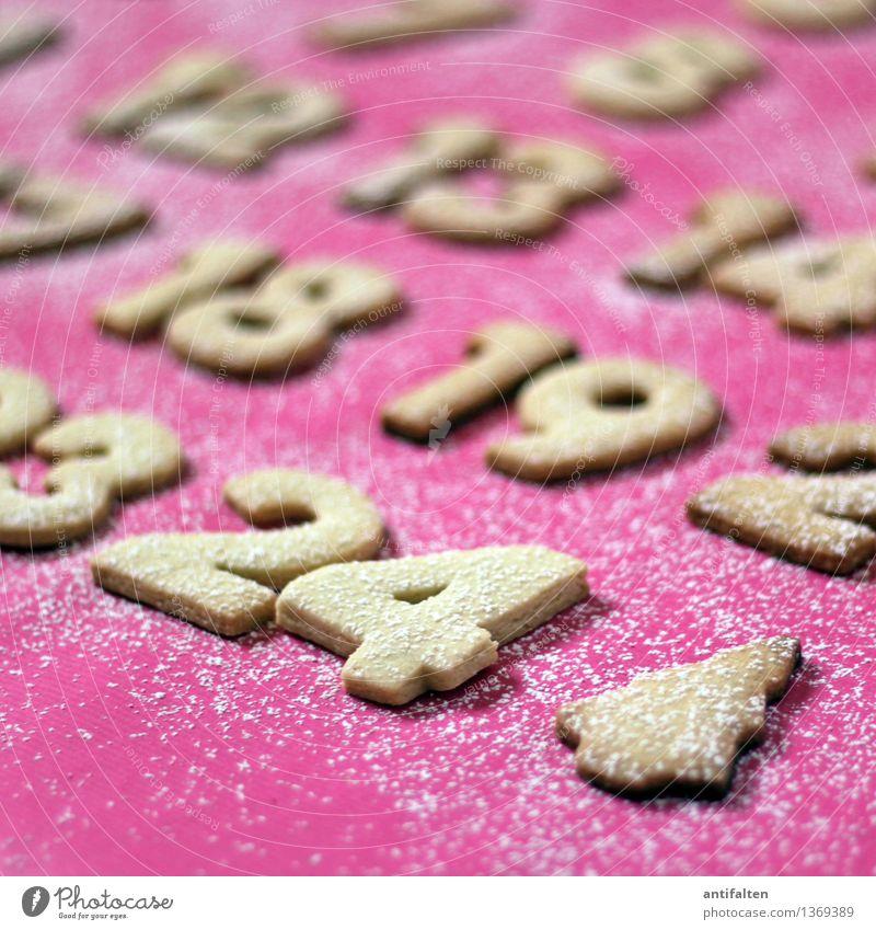 Noch 41 Tage Weihnachten & Advent Baum Essen Lebensmittel rosa 2 Freizeit & Hobby Ernährung Kochen & Garen & Backen süß Zeichen Ziffern & Zahlen Weihnachtsbaum