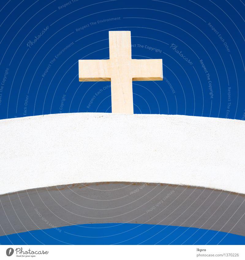 überquere den bewölkten Himmel Wolken Kirche Metall Stahl blau schwarz weiß Leidenschaft Hoffnung Glaube Religion & Glaube Hintergrund Bibel katholisch