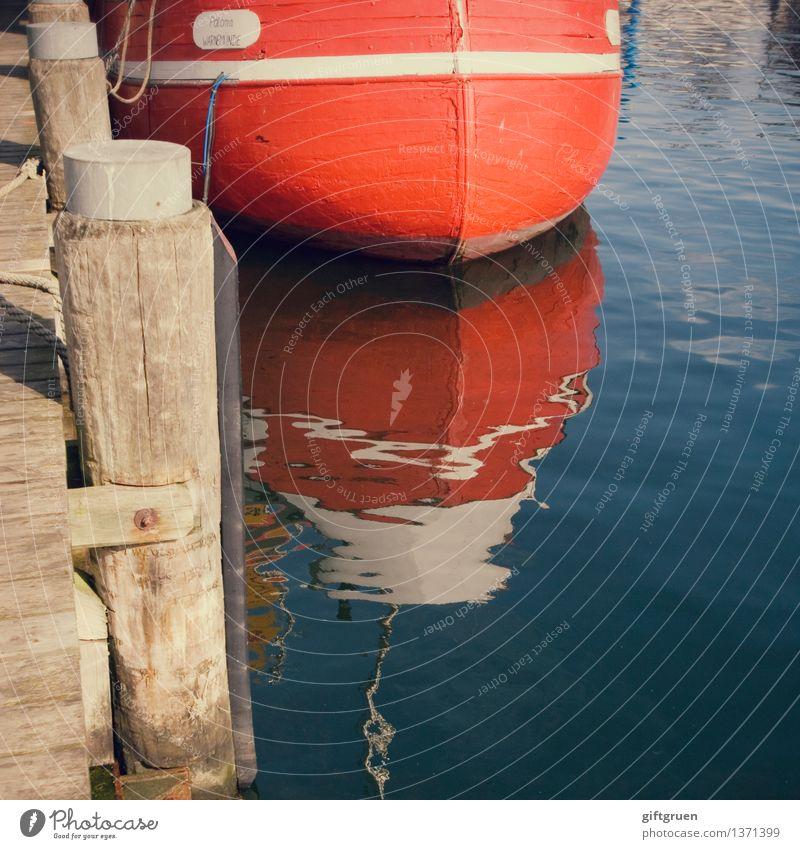 unter der gürtellinie Ferien & Urlaub & Reisen Tourismus Ausflug Sommer Sommerurlaub Sonne Urelemente Wasser Küste Verkehrsmittel Schifffahrt alt stagnierend