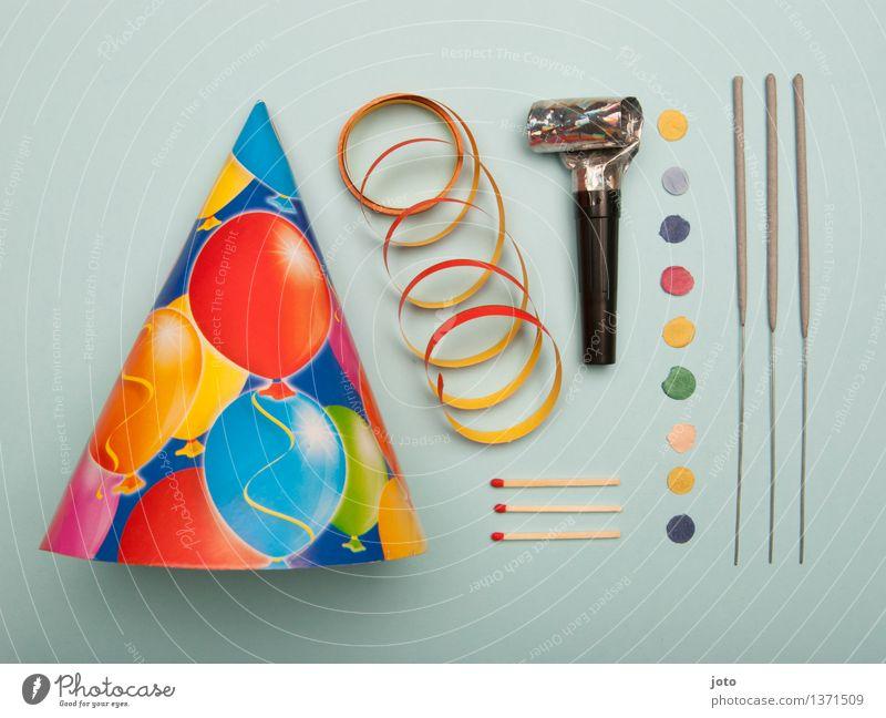 Partyset Freude Spielen Feste & Feiern Design Freizeit & Hobby Ordnung Geburtstag Dinge Luftballon Veranstaltung Sammlung Karneval Silvester u. Neujahr Reihe