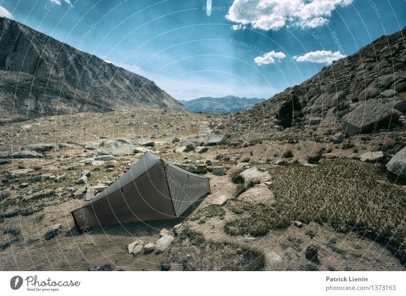 Luxushotel Himmel Natur Ferien & Urlaub & Reisen Sommer Erholung Landschaft ruhig Ferne Berge u. Gebirge Zeit Freiheit Zufriedenheit Wetter Tourismus wandern
