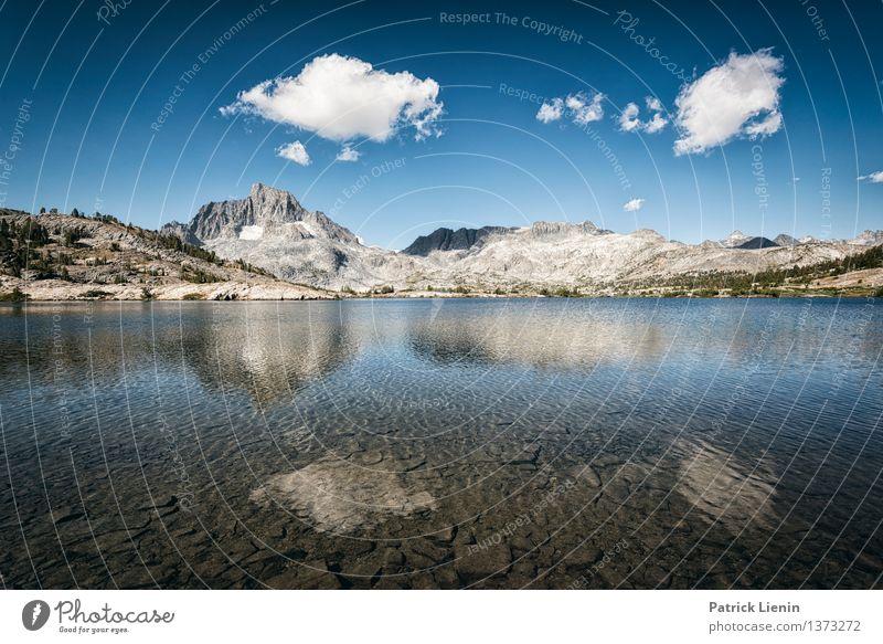 Backyard View Himmel Natur Ferien & Urlaub & Reisen Sommer Landschaft Erholung Wolken ruhig Ferne Berge u. Gebirge Umwelt Freiheit Tourismus Zufriedenheit