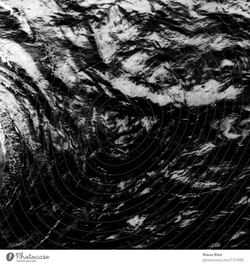 ? Wasser dunkel hell Wellen Wissenschaften böse Dreieck Ursuppe