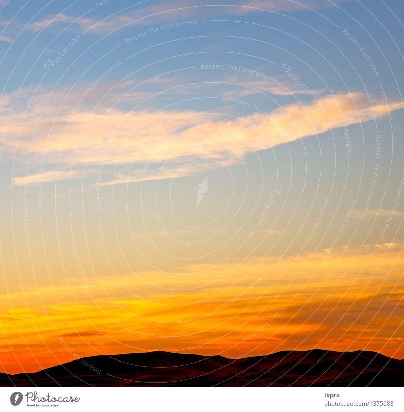 e weiche Wolken und abstrakter Hintergrund Himmel Natur Himmel (Jenseits) schön Farbe Sonne rot Umwelt natürlich Freiheit hell Wetter Luft