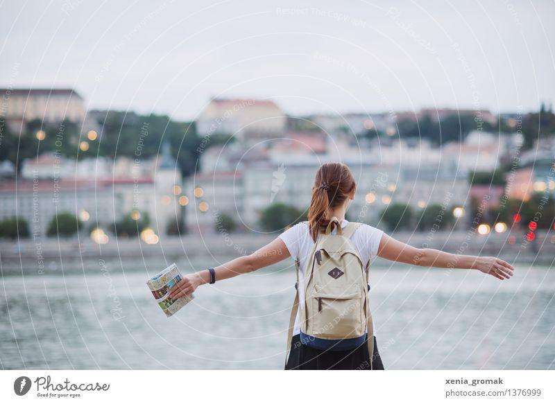 Freiheit Lifestyle Leben harmonisch Wohlgefühl Freizeit & Hobby Ferien & Urlaub & Reisen Tourismus Ausflug Abenteuer Ferne Sightseeing Städtereise Kreuzfahrt