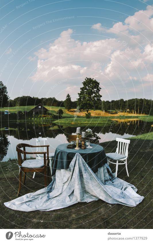 Natur Ferien & Urlaub & Reisen Sommer Baum Wolken Freude Umwelt Leben Liebe Stil Lifestyle Feste & Feiern Freiheit Stimmung Design Freizeit & Hobby