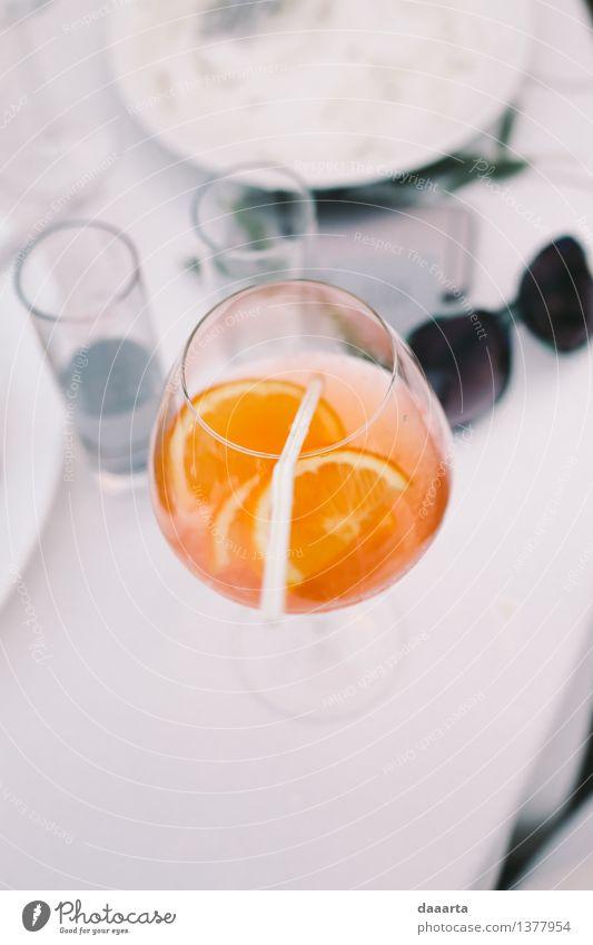 Moment der Ruhe Getränk Limonade Longdrink Cocktail Lifestyle elegant Stil Design Freude Leben harmonisch Freizeit & Hobby Ausflug Abenteuer Freiheit Kreuzfahrt