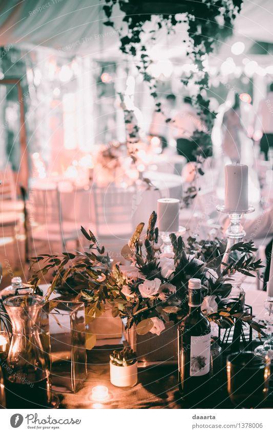 Ausgehabend Pflanze Blume Blatt Freude Leben Innenarchitektur Gras Stil Feste & Feiern Lifestyle Freiheit Lampe Stimmung Party Design Freizeit & Hobby