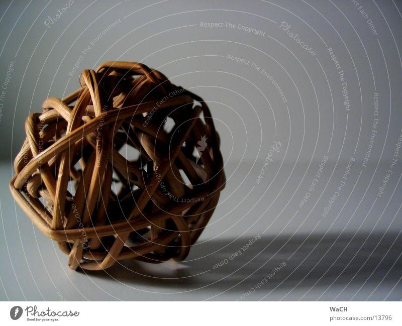 Gordischer Knoten Trauer Ball Kugel obskur Vergangenheit Verzweiflung chaotisch durcheinander Nähgarn Wolle Haufen gordischer Knoten