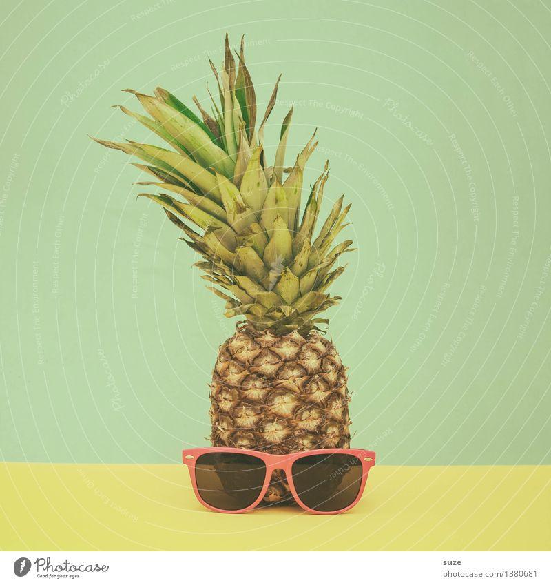 Halbstarker Lebensmittel Frucht Vegetarische Ernährung Fasten Lifestyle Stil Design Freude Sommer Sommerurlaub Bar Cocktailbar Strandbar Feste & Feiern Mode